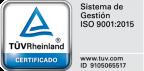 Enlace a certificación de biblioteca en Norma ISO 9001:2015